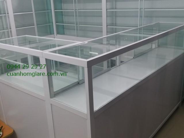Chuyên đóng tủ thuốc tây mẫu thiết kế ĐẸP sản phẩm đạt chuẩn gpp