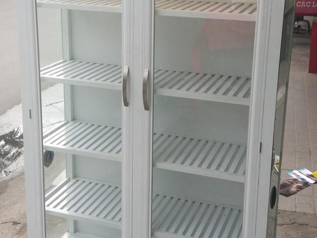 Tủ nhôm kính đựng chén bát TpHCM mẫu cao cấp kiểu dáng thiết kế ĐẸP