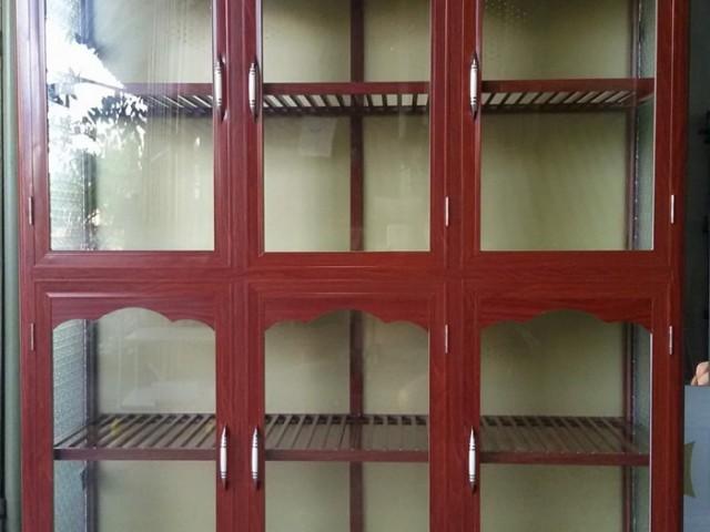 Thiết kế thi công các mẫu tủ nhôm kính ĐẸP TpHCM kiểu dáng ĐỘC ĐÁO